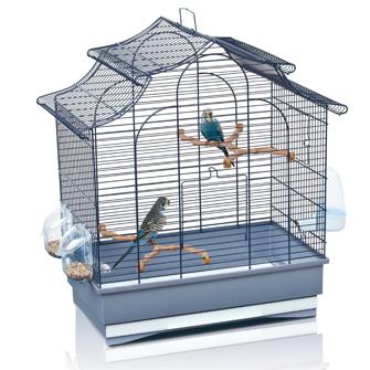 Vendita di gabbie per uccelli e roditori Torino - Aqva